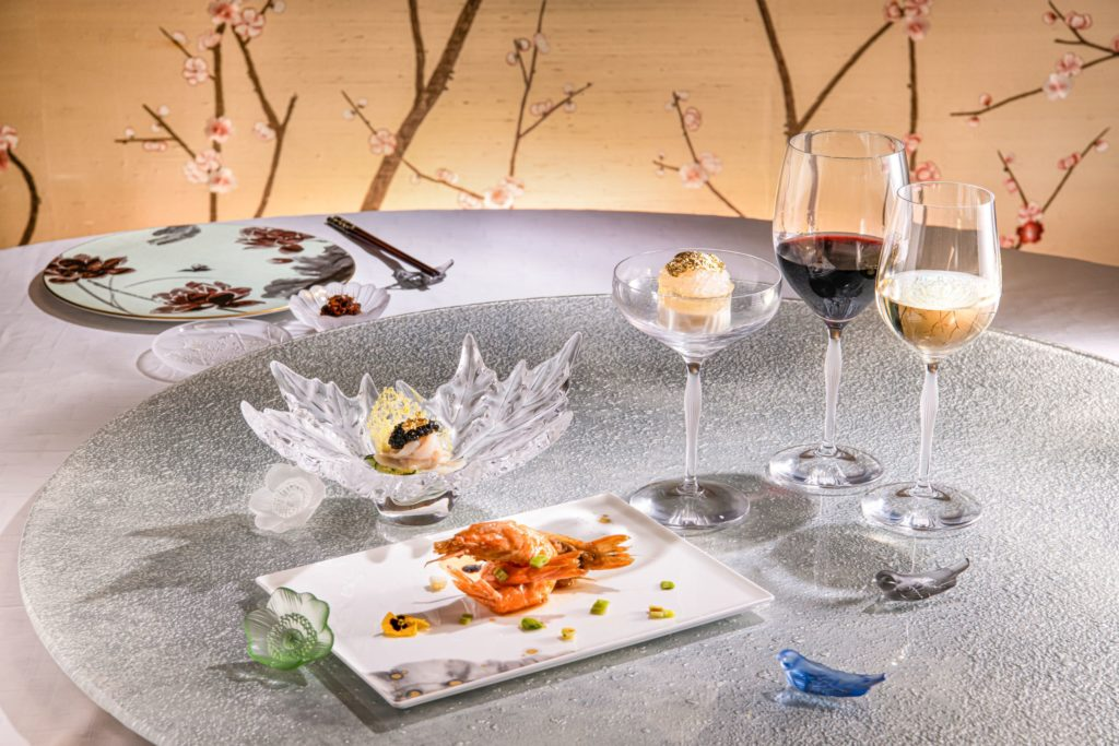 Cordis Hong Kong - Valentine's Day is here again, and this year you might be celebrating your relationship surviving lockdowns and global pandemics so do it in style with one of these top Hong Kong Valentine's Day dining experiences.