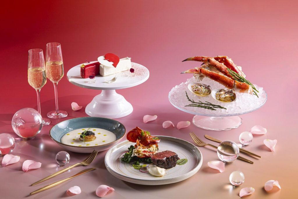 Renaissance Harbour View - Valentine's Day is here again, and this year you might be celebrating your relationship surviving lockdowns and global pandemics so do it in style with one of these top Hong Kong Valentine's Day dining experiences.