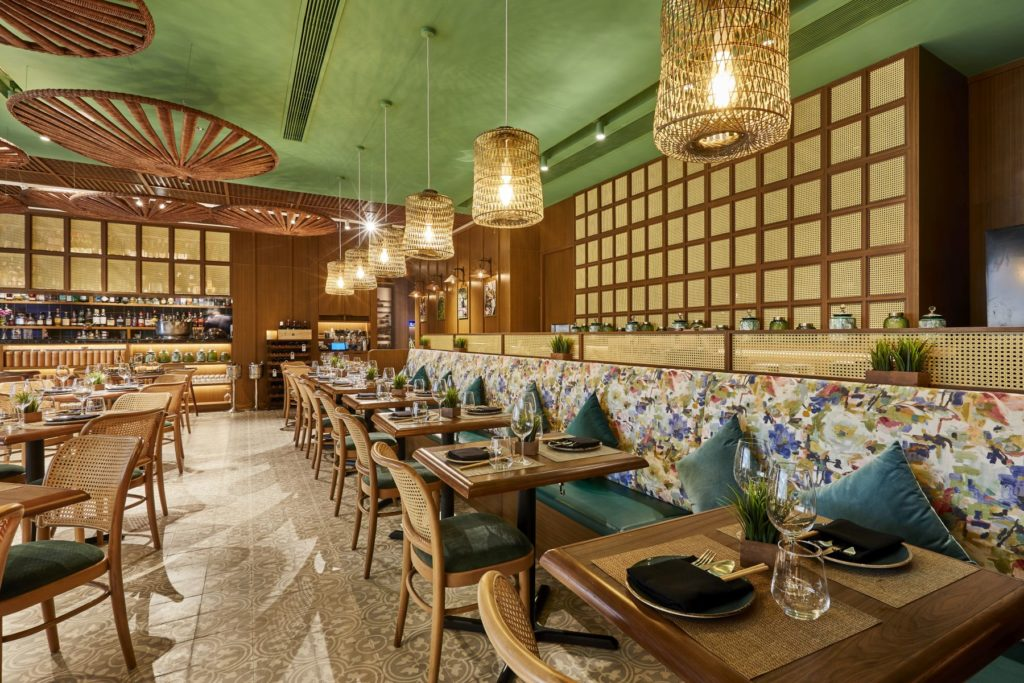 Monsoon - Valentine's Day is here again, and this year you might be celebrating your relationship surviving lockdowns and global pandemics so do it in style with one of these top Hong Kong Valentine's Day dining experiences.