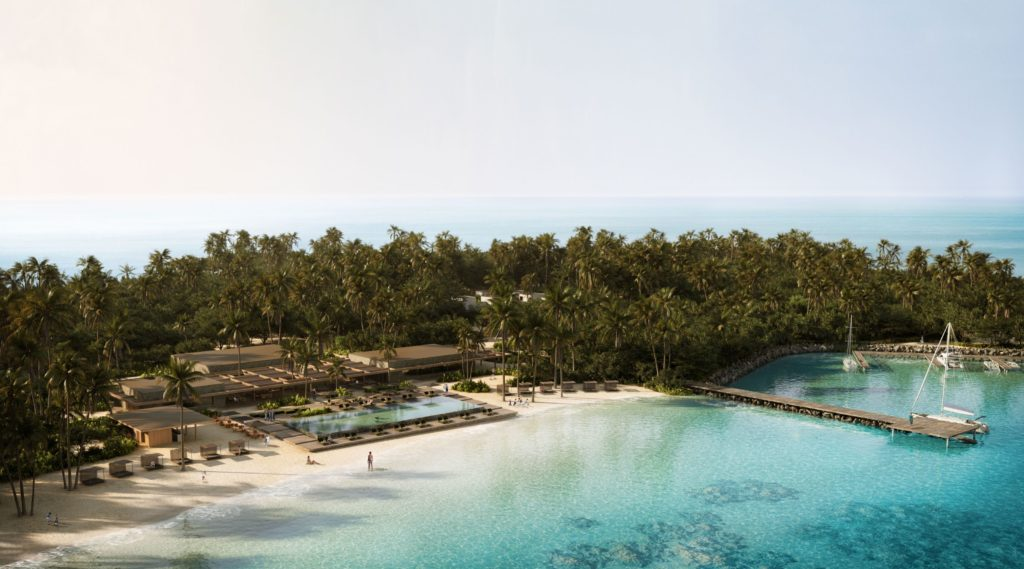 Patine Maldives Fari Islands - From chic urban hideaways to new tropical shrines to sunshine, 2021 will see an array of new hotels and resorts opening across the globe. Here are some of our favourites.