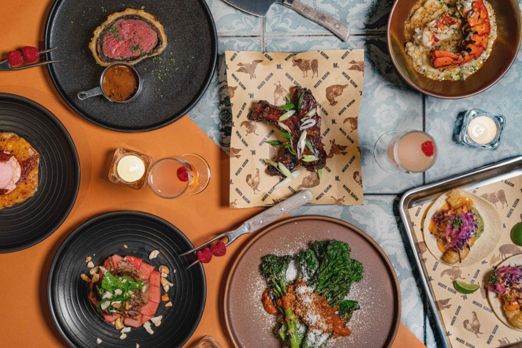 Meats - Valentine's Day is here again, and this year you might be celebrating your relationship surviving lockdowns and global pandemics so do it in style with one of these top Hong Kong Valentine's Day dining experiences.