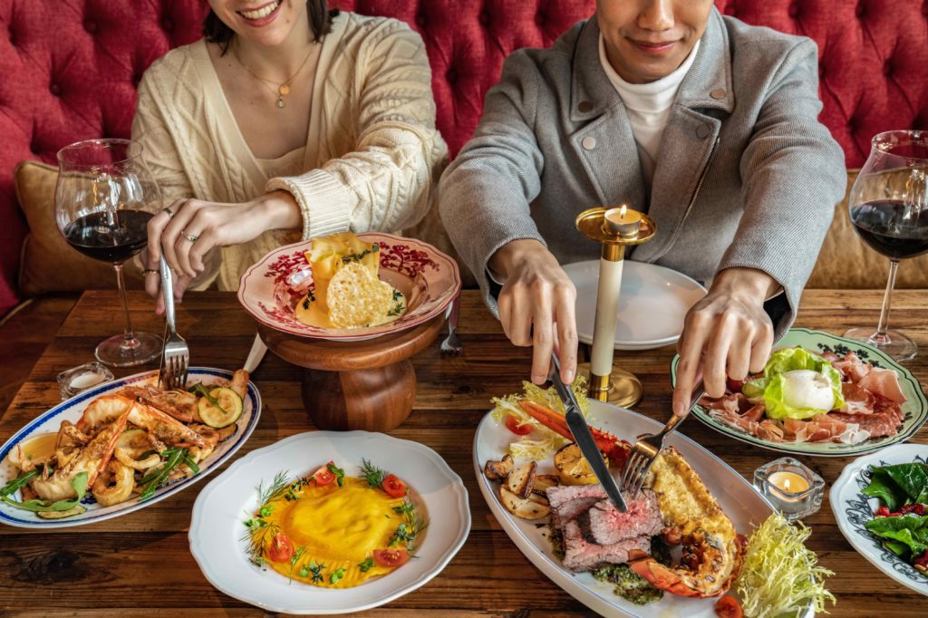 Pirata - Valentine's Day is here again, and this year you might be celebrating your relationship surviving lockdowns and global pandemics so do it in style with one of these top Hong Kong Valentine's Day dining experiences.