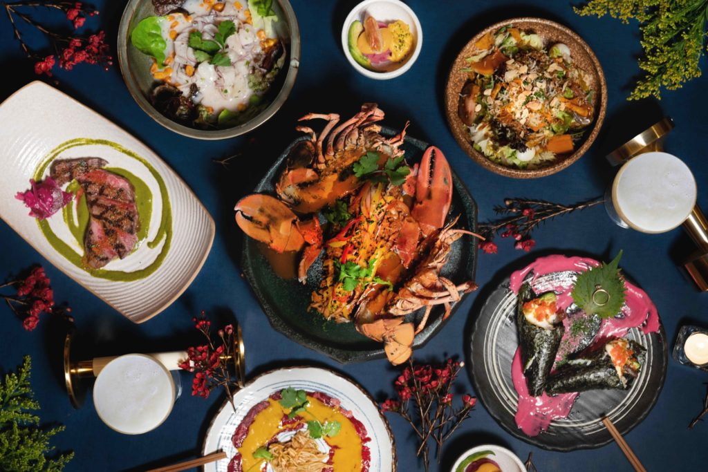 Tokyolima - Valentine's Day is here again, and this year you might be celebrating your relationship surviving lockdowns and global pandemics so do it in style with one of these top Hong Kong Valentine's Day dining experiences.