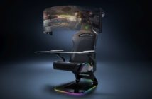 Quit your job and say good-bye to your Mrs; the new Project Brooklyn gaming chair concept from Razer promises to take home gaming to all-new levels.