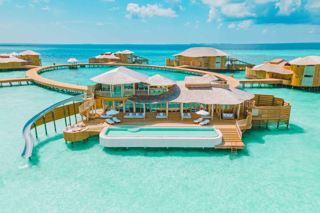 Soneva Jani - From chic urban hideaways to new tropical shrines to sunshine, 2021 will see an array of new hotels and resorts opening across the globe. Here are some of our favourites.