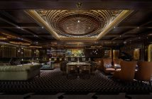 Created by designer Steven Leung, the new St Regis Bar brings Old School British luxury to the city's sexiest hotel.