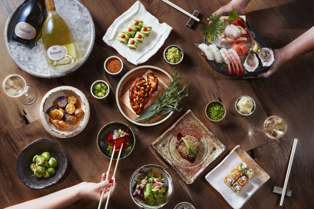 Zuma - Valentine's Day is here again, and this year you might be celebrating your relationship surviving lockdowns and global pandemics so do it in style with one of these top Hong Kong Valentine's Day dining experiences.