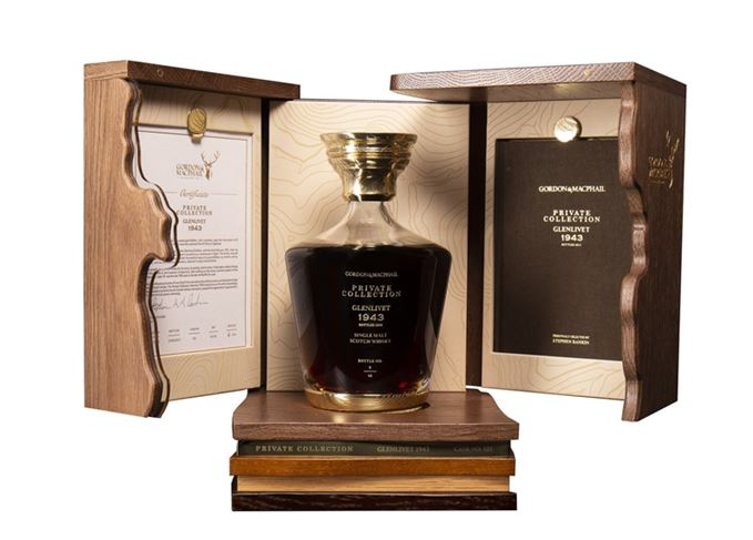 Whisky collectors, reach for your auction paddles as the Gordon & MacPhail 72-Year-Old Glen Grant 1948 Single Malt makes its Hong Kong debut this month.