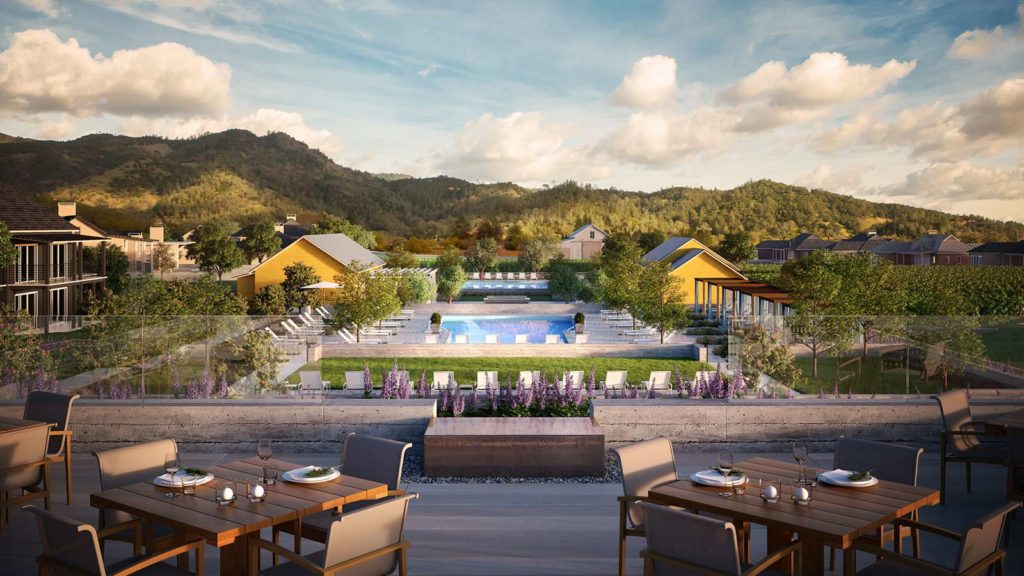 Four Seasons Resort Napa Valley - From chic urban hideaways to new tropical shrines to sunshine, 2021 will see an array of new hotels and resorts opening across the globe. Here are some of our favourites.