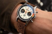In a new collaboration with Australian lifestyle brand Deus Ex Machina, Breitling has created the limited-edition rugged retro Top Time Deus.