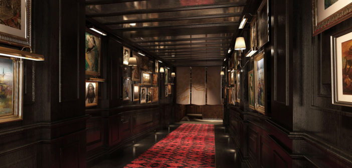 The Aubrey has opened at Mandarin Oriental Hong Kong, offering revellers an eclectic and elegant izakaya experience in the heart of the city.