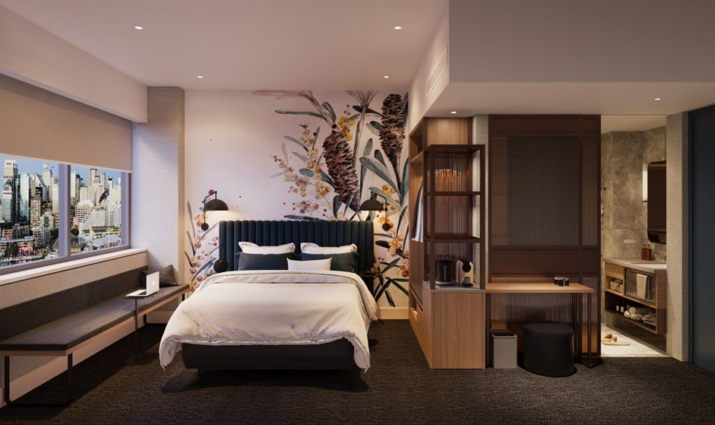 Aiden Darling Harbour - From chic urban hideaways to new tropical shrines to sunshine, 2021 will see an array of new hotels and resorts opening across the globe. Here are some of our favourites.
