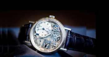 Breguet's stunning new Tradition 7087 is the product of intense scientific research and craftsmanship inspired by sound.