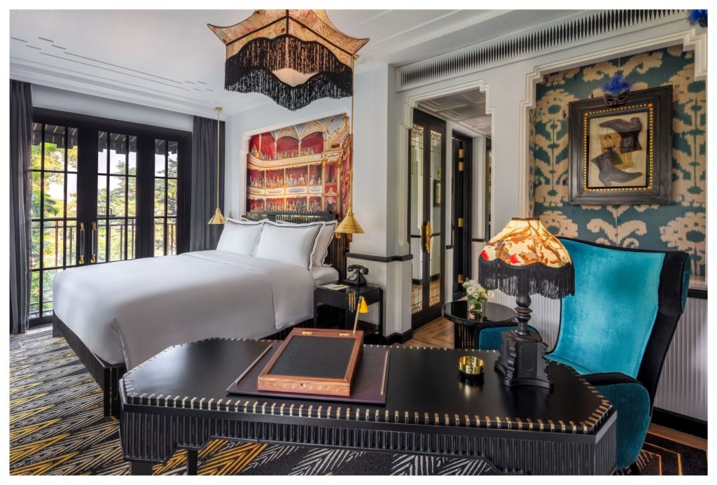 When it's time for a cheeky weekend away, the luxurious new Capella Hanoi promises a chance to step back in time.