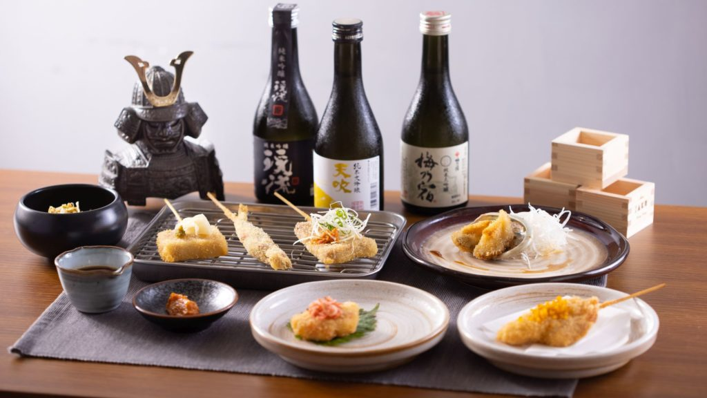 All-new Japanese izakaya Kuki has opened in Hong Kong's Causeway Bay, offering a host of easy-eating bites from the Land of the Rising Sun.