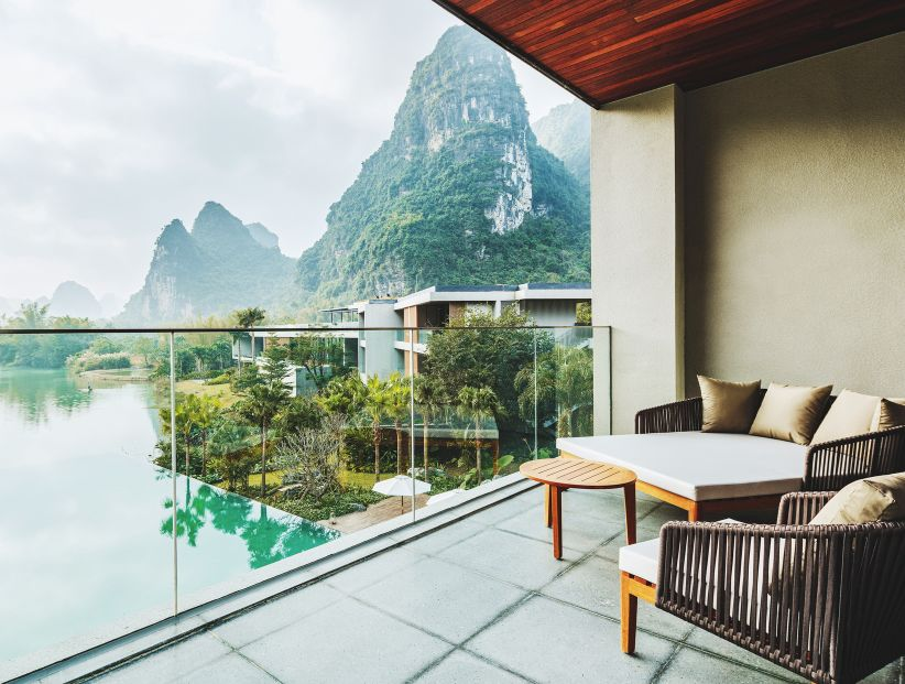 Lux Chongzuo - From chic urban hideaways to new tropical shrines to sunshine, 2021 will see an array of new hotels and resorts opening across the globe. Here are some of our favourites.
