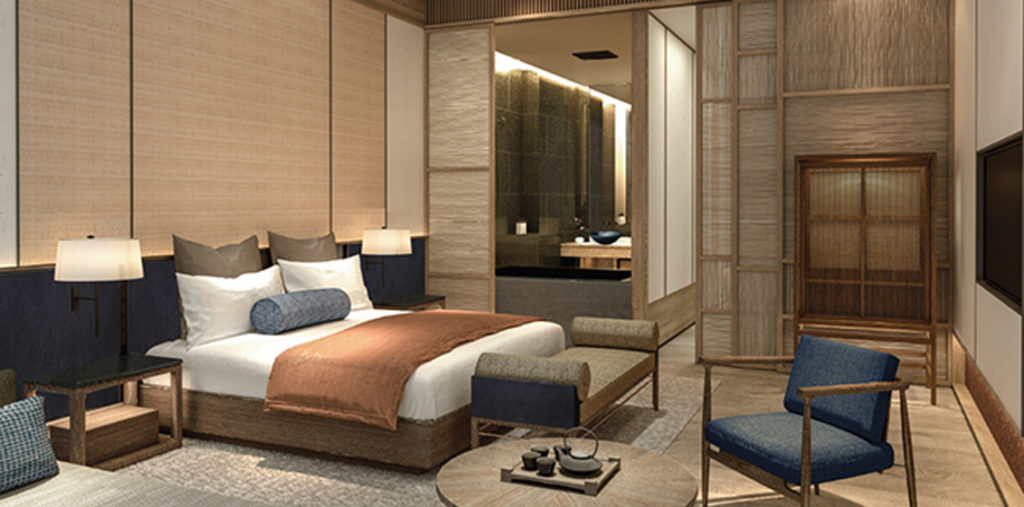 Roku Kyoto - From chic urban hideaways to new tropical shrines to sunshine, 2021 will see an array of new hotels and resorts opening across the globe. Here are some of our favourites.