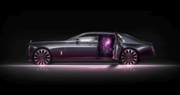 Influenced by time and the infinite reach of the universe, Rolls-Royce has created the Phantom Tempus Collection.