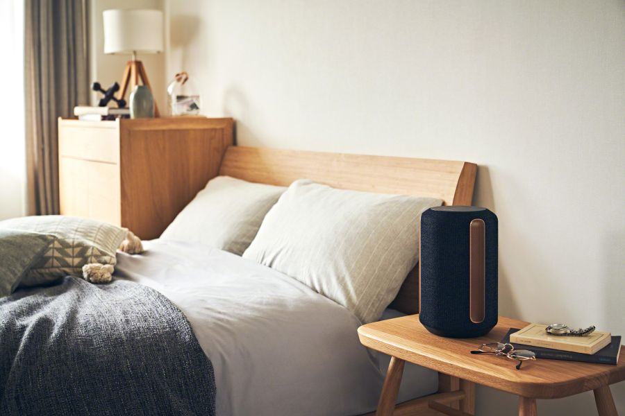 Two new wireless speakers from Sony promise to fill your man pad with ear-pleasing sound and timeless style.