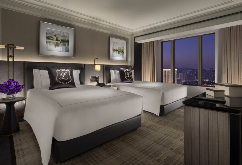 Macao's newest house of slumber, The Londoner Hotel, brings a touch of British sophistication to the Vegas of the East.