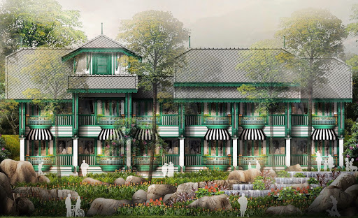 InterContinental Khao Yai Swan Lake Resort - From chic urban hideaways to new tropical shrines to sunshine, 2021 will see an array of new hotels and resorts opening across the globe. Here are some of our favourites.