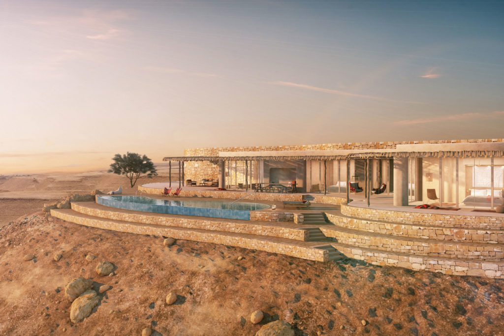 Six Senses Shaharut - From chic urban hideaways to new tropical shrines to sunshine, 2021 will see an array of new hotels and resorts opening across the globe. Here are some of our favourites.