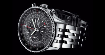 Breitling has released the Navitimer 1884, a limited-edition timepiece that simultaneously celebrates the foundation of the brand (which took place in 1884) and one of its best collections.