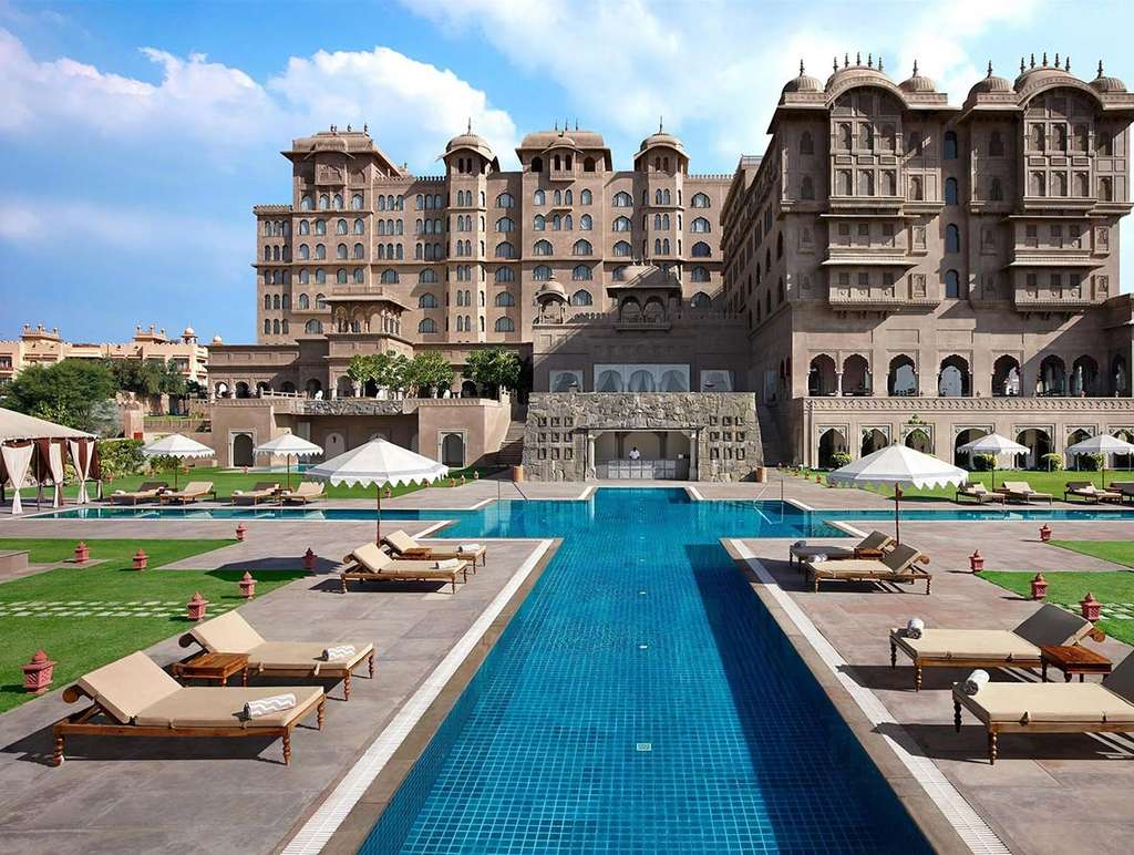 Raffles Udaipur - From chic urban hideaways to new tropical shrines to sunshine, 2021 will see an array of new hotels and resorts opening across the globe. Here are some of our favourites.