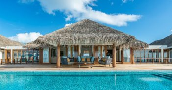 Anantara Kihavah, a heavenly retreat in the Maldives, has just revealed the largest private pool residences in the archipelago, just in time for your 2021 travel plans.