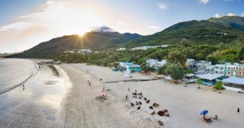 This Easter, make for the beach with special Aussie-inspired menus at Bathers on Hong Kong's Lantau Island.