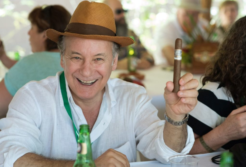 We discuss cigar appreciation, flavours for beginners, and changing traditions with Eric Piras of Hong Kong's Bertie Cigar Lounge.