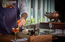 Hong Kong's favourite modern Australian restaurant, Hue, has launched a cocktail trolley that brings the classics straight to your table.