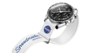 Swiss watchmaker Omega introduces striking new novelties to its 2021 lineup, including a black take on the Seamaster and an ode to NASA.