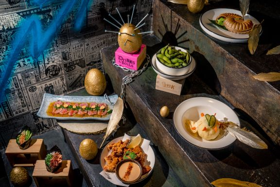 TMK Punk & Rolls - Who doesn't love a long weekend? Make the most of the holidays with Hong Kong's best Easter dining experiences.