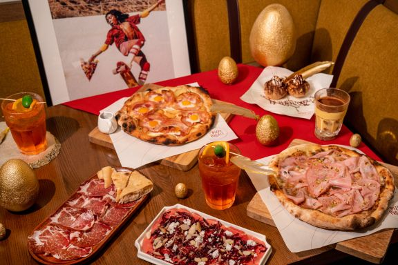 The Pizza Project - Who doesn't love a long weekend? Make the most of the holidays with Hong Kong's best Easter dining experiences.