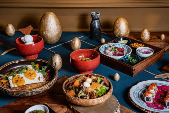 TokyoLima - Who doesn't love a long weekend? Make the most of the holidays with Hong Kong's best Easter dining experiences.