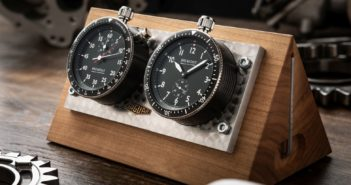 Paying tribute to the iconic Jaguar E-type on its 60th anniversary, Bremont has created a rather striking limited-edition box set.