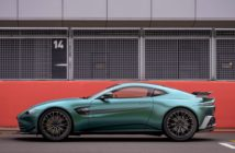 Aston Martin's most track-focused production Vantage to date, the new Vantage F1 Edition will get every motorhead's heart racing.