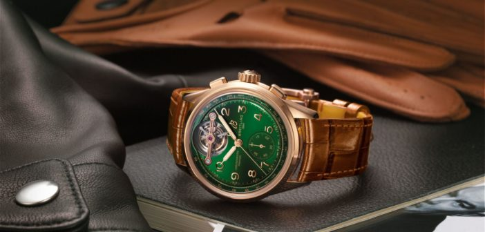 Breitling continues its nearly 20-year-long relationship with Bentley Motors with the new Premier B21 Chronograph Tourbillon 42 Bentley Limited Edition.