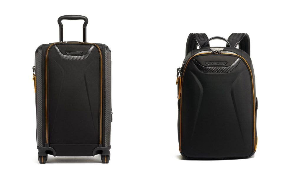If you're looking for luggage or daily essentials that capture the spirit of luxury automotive engineering, you'll love the new Tumi x McLaren collection.