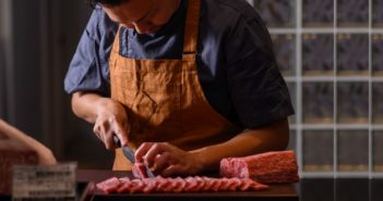 Wagyu Yakiniku Ichiro opens in Hong Kong complete with premium Japanese beef and a novel approach to food delivery.