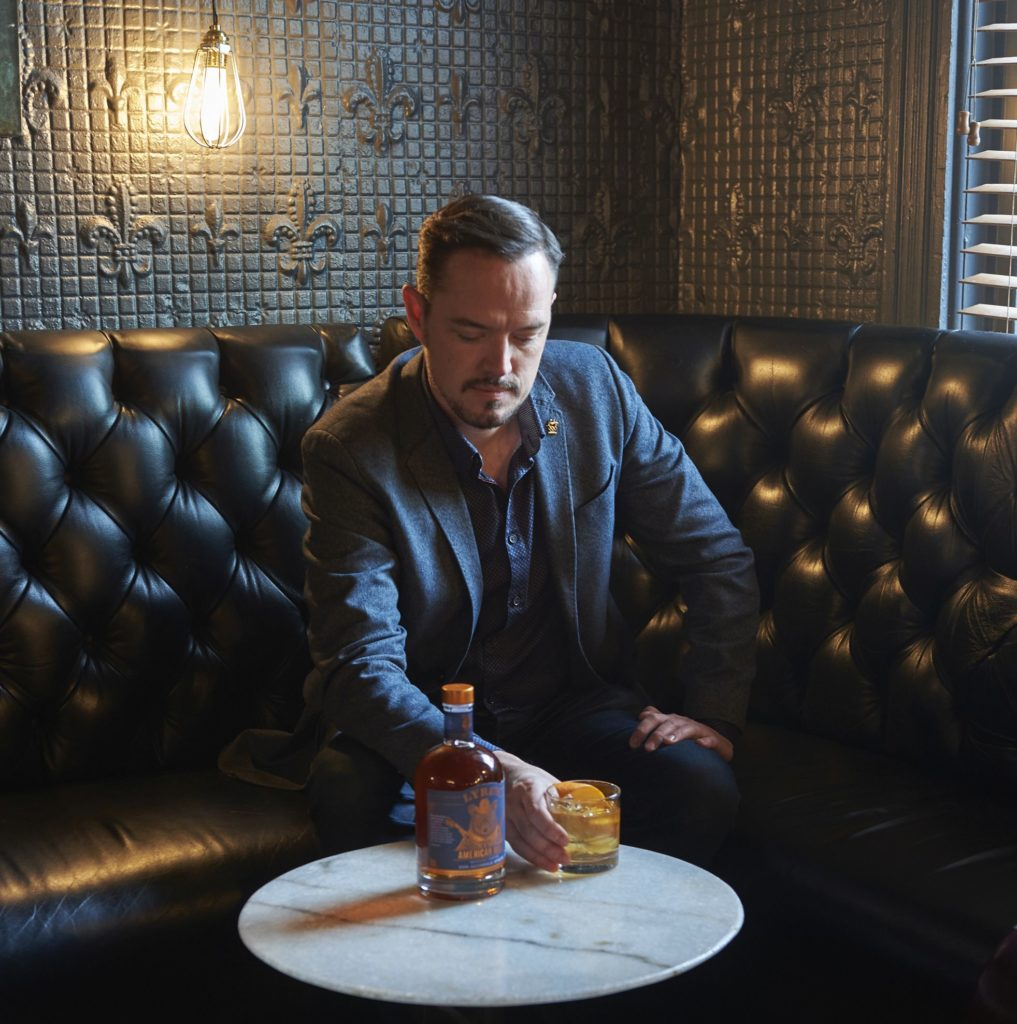 Co-founder of non-alcoholic spirit brand Lyre's, Mark Livings is on a mission to get Asia drinking better and healthier.
