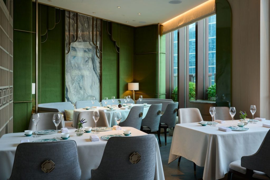 Chef Vicky Cheng turns his talent and focus to traditional Chinese cuisine at his new Hong Kong restaurant Wing.
