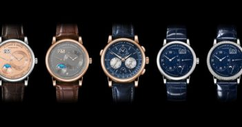 A. Lange & Söhne has unveiled three stunning new timepieces, offering bold new takes on the brand's classic Split, and Lange 2 icons.