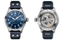 One of the most iconic timepieces, IWC's Big Pilot's Watch, has been given a contemporary new look.