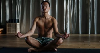 Ever wondered how to find a little peace in your modern life? How about trying your hand at the ancient art of meditation? We show you how.