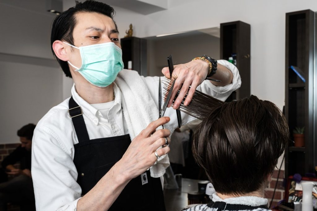 Cuz, a new Hong Kong barbershop, combines the passions and motivations of two stylish cousins.