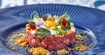 The Peak hotspot FIAMMA adds new a la carte dishes and introduces a seductive new Chef's Tasting Menu in time for the summer months.