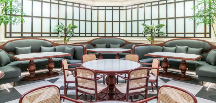 New Hong Kong dim sum spot House of Orient delivers a sense of colonial elegance to the city's timeless yum cha tradition. as we discovered after a recent visit.