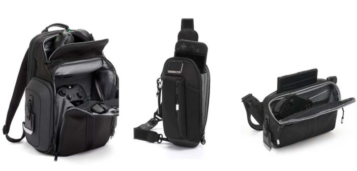 Tumi has created a new Alpha Bravo backpack collection just for Esports athletes and enthusiasts.